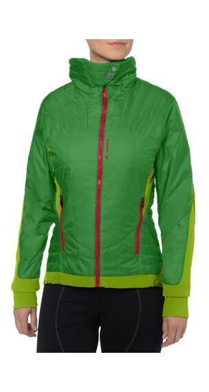 VAUDE Minaki Jacket Women parrot green